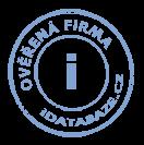 Certifikát, který prokazuje kvalitu firmy.